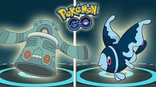 Lumineon  - (Pokémon) - ¡EVOLUCIÓN de BRONZOR a BRONZONG y de FINNEON a LUMINEON en Pokémon GO! [Keibron]