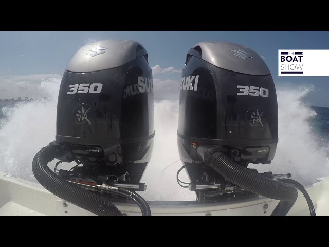 [ENG] NEW SUZUKI DF350A - World Premiere 4k Review - The Boat Show