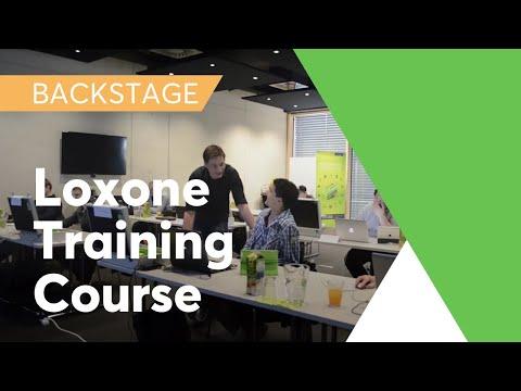 Loxone Smart Home Training Courses - YouTube