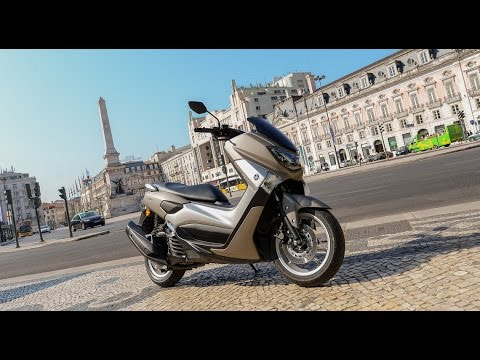 2015 Yamaha NMAX 125 cc : rival n°1 du Honda PCX - Essai AutoMoto