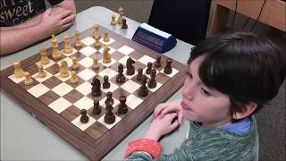 Playing 7 Year Old Under Time Pressure Is Tough! Golan vs. Richard