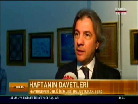 Ht Kulüp- Ahmet Çoktan katre sergisi & Parıltı Derneği