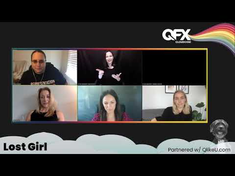 QFX CloudCon 2020: Lost Girl
