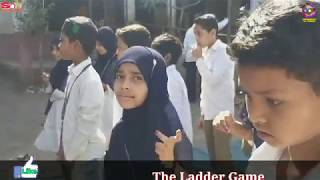 The Ladder of words Game   Run to the Board Game   Spoken English interesting Activity