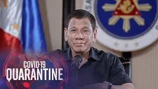 COVID-19 Pandemic: DZMM Special Coverage (5 AM - 8 AM, 1 April 2020)