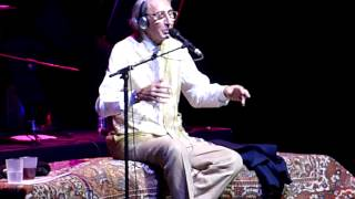 Franco Battiato - Lánimale (El animal). Teatro Circo Price de Madrid