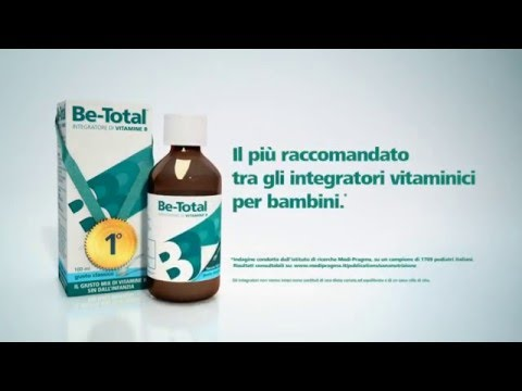 Be-Total Sciroppo o Compresse