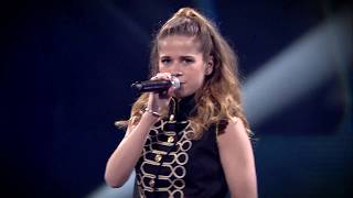Laura, Wouter, Oona & Robin   'Weak' | Finale | The Voice Kids | VTM