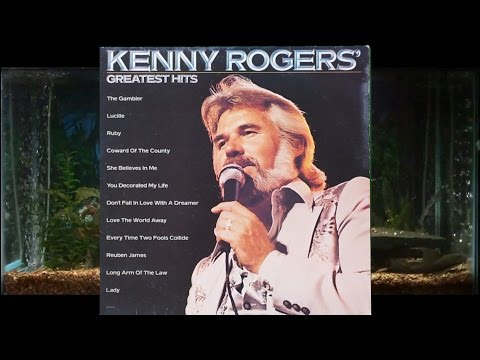 Ruby Don't Take Your Love To Town = Kenny Rogers = Greatest Hits