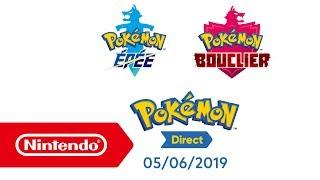 Pokémon Direct - 05/06/2019
