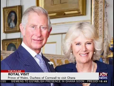 Royal Visit - Pulse on JoyNews (31-10-18)