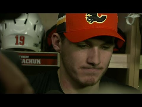 Tkachuk takes full responsibility for 3rd period penalty