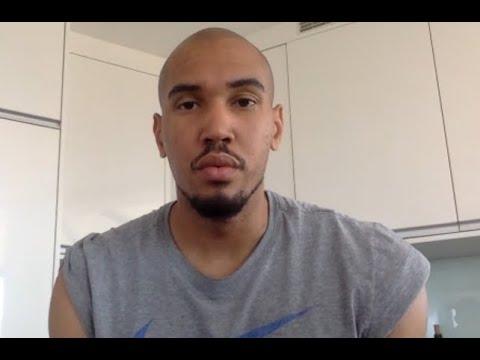L'entretien avec Kevin Olimpa