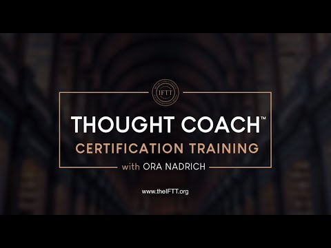 Intro to The Thought Coach™ Certification Program - YouTube