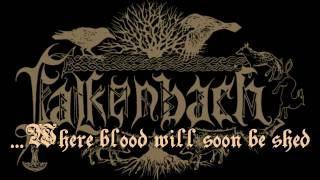 Falkenbach - ...Where Blood Will Soon be Shed