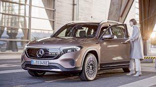 [YOUCAR] Mercedes-Benz EQB (2021) 7-Seater Premium Electric SUV | Design, Interior, Driving