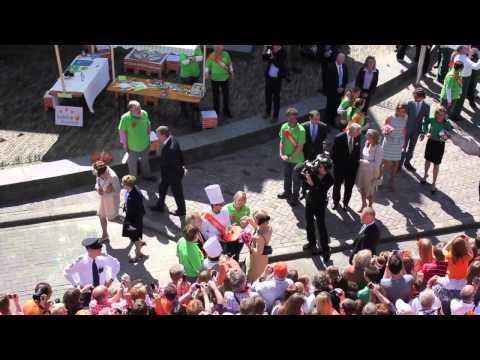 Koninginnedag Veenendaal 2012 =backstage=