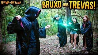 BATALHA CONTRA O BRUXO DAS TREVAS!! - ESCOLA DE BRUXOS #15 [ REZENDE EVIL ]