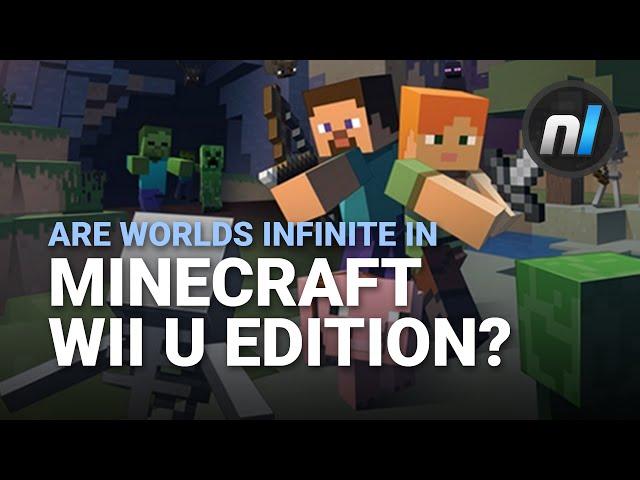 How to】 Delete Minecraft Wii U A World