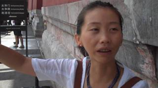 Video : China : A trip to TianAnMen Square and the Forbidden City, BeiJing 北京