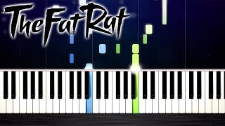 TheFatRat - The Calling (feat. Laura Brehm) - Piano Tutorial by PlutaX