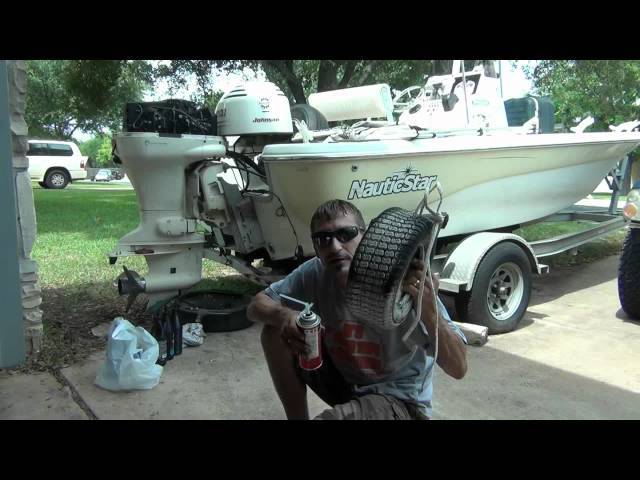 Boating Tips, Boat Repair, Fix Blown Boat Bumpers