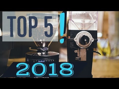 Best Coffee Machines in 2018