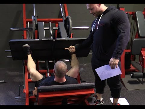 How to 'TURN ON' the Hamstrings on the Leg Press