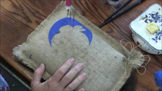 How To Needle Felt Song Birds: Part 1 By Sarafina Fiber Art
