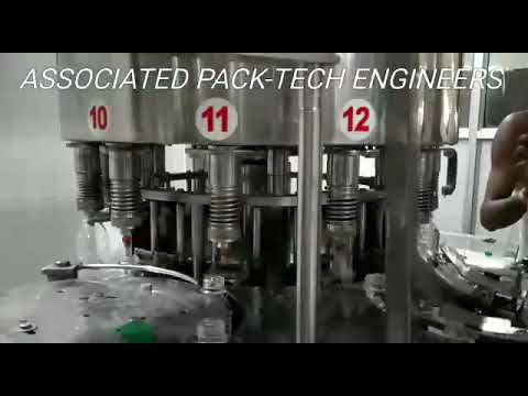 Complete PET Bottle Pure Mineral Water Bottling Machine
