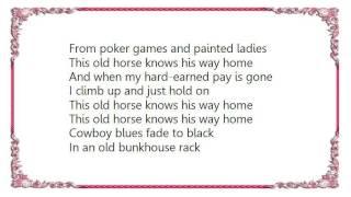 Chris LeDoux - Old Paint Lyrics