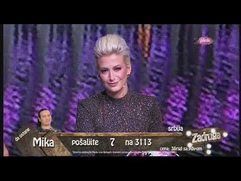 Задрага 2 - Зеринина мама а стадиджа - 10.12.2018.