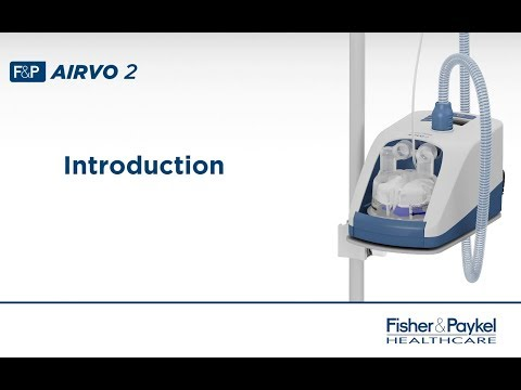 An Introduction to the Fisher & Paykel AIRVO 2, for Nasal High Flow oxygen therapy