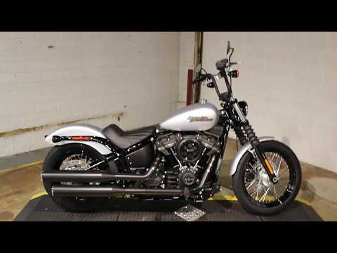 2020 Harley-Davidson Street Bob® in New London, Connecticut - Video 1