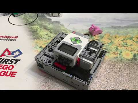 FLL | New Robot - Kevin 5.0 | Prep. For Hydro Dynamics Challenge