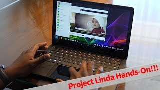 Project Linda = Razer Phone + Laptop!
