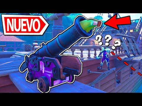 😂😂 TROLLEO EN ESCONDITE DEL NUEVO *BARCO PIRATA* de FORTNITE TEMPORADA 8: Battle Royale MINIJUEGOS