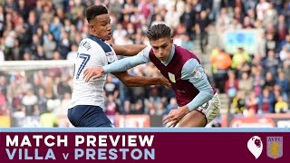 MATCH PREVIEW | Villa v Preston