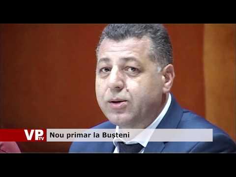 Nou primar la Bușteni