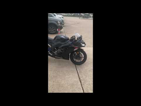 2020 Kawasaki Ninja ZX-6R ABS at Wild West Motoplex