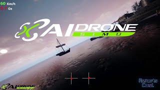 AI Drone Simulator by Pilots #5 : Preston Marlowe