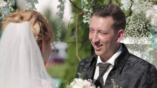 Крутая и очень красивая свадьба 2016 года.СВАДЬБА в стиле ГЖЕЛЬ.