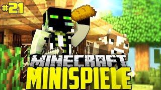MEIN Neuer JOB Minecraft Minispiele DeutschHD Most - Minecraft minispiele