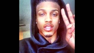 August Alsina-You Deserve (Alternate Version)
