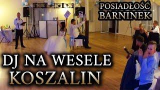 Wesele Natalii i Szymona w Barninku koło Koszalina