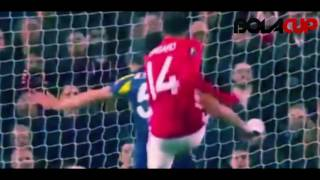 Manchester United Vs Fenerbahce 41 Champions League 21102016 All Goals & Highlights