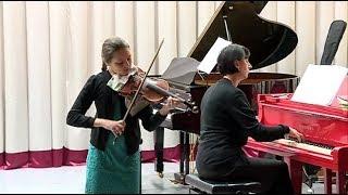 Уссурийская скрипачка поборется за звание лучшей на международном конкурсе в Омске