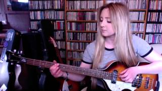 Me Singing 'She's A Woman' By The Beatles (Full Instrumental Cover By Amy Slattery)