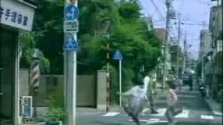 японская реклама молока