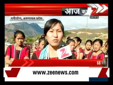 Exclusive: Manigong, India's Last Village In Arunachal Pradesh!